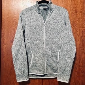 Full Zip Eddie Bauer Fleece